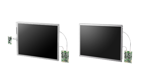 "15"" 1024 x 768 LED panel 1200nits High Brightness Display Kit"